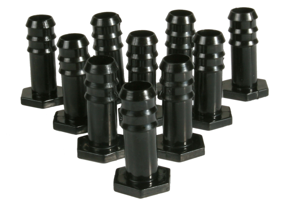 Active Aqua 1/2 Inch Stopper - 10 PACK
