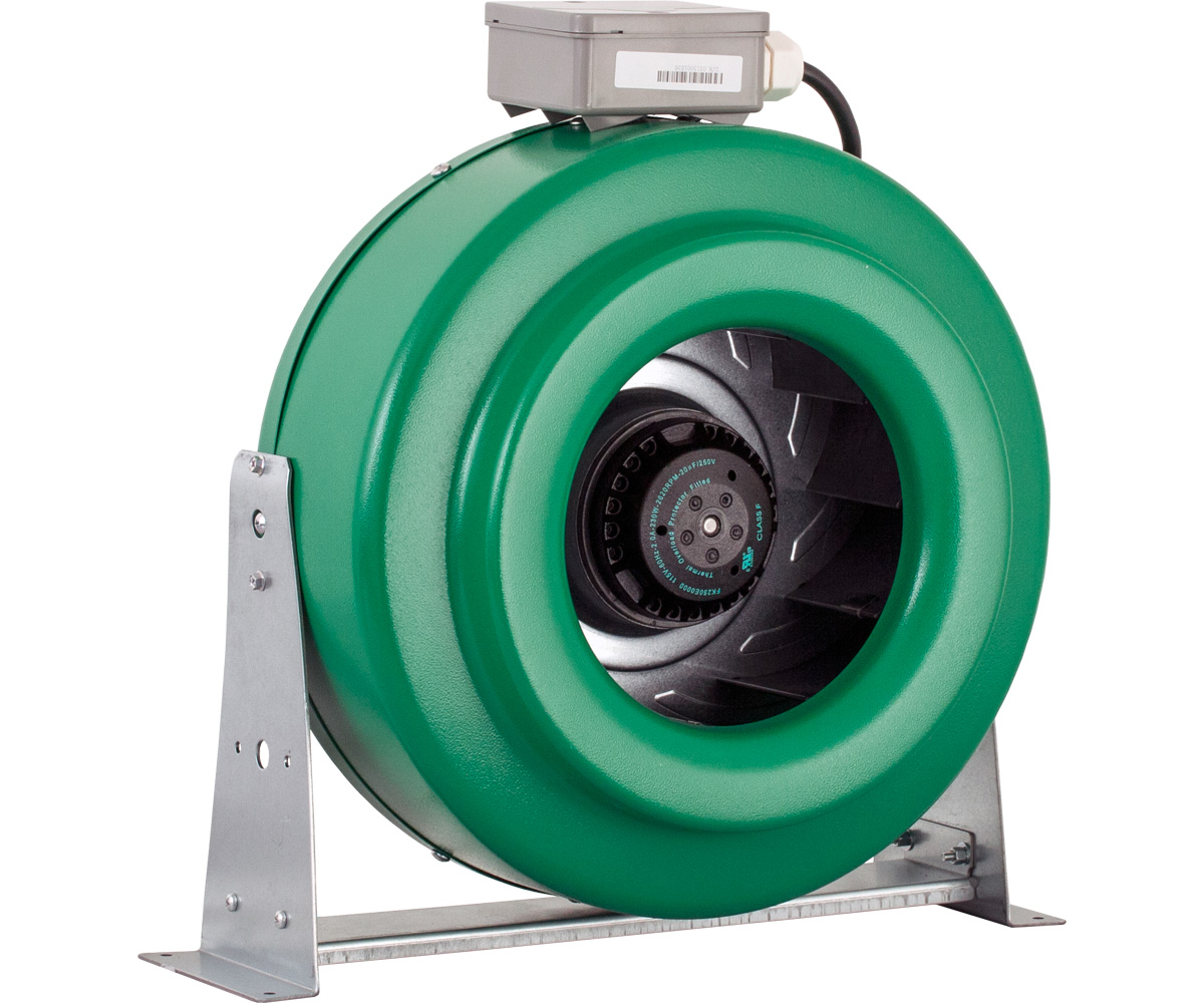 Active Air 10 Inch Inline Duct Fan 760 CFM