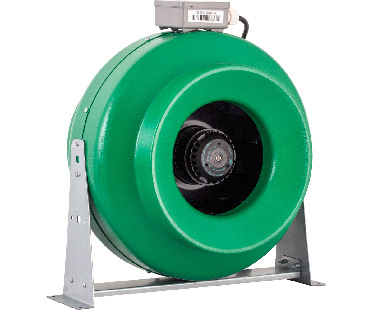 Active Air 12 Inch Inline Duct Fan 969 CFM