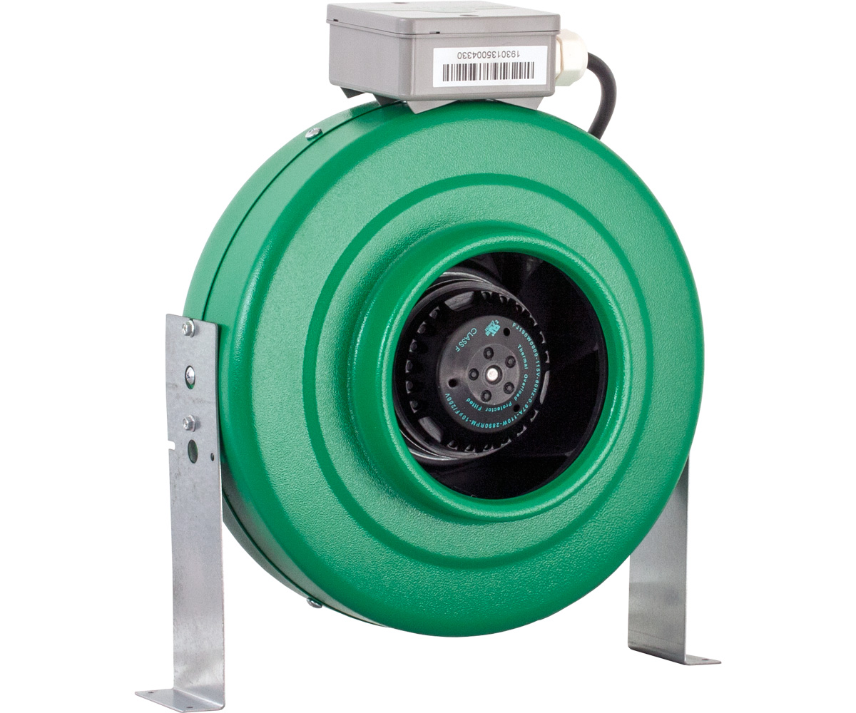 Active Air 6 Inch Inline Duct Fan 400 CFM