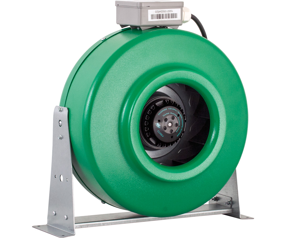 Active Air 8 Inch Inline Duct Fan 720 CFM