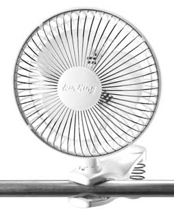 Air King 6 Inch Clip Fan