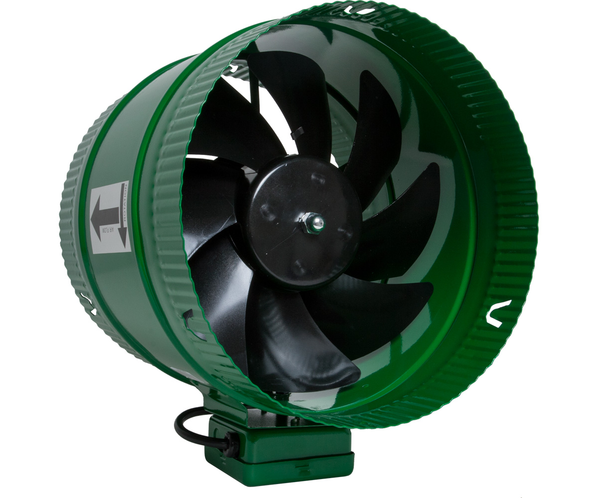 Active Air 10 Inch Inline Booster Fan 661 CFM