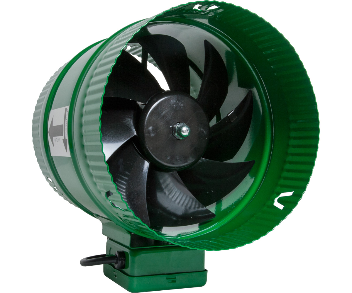 Active Air 8 Inch Inline Booster Fan 471 CFM