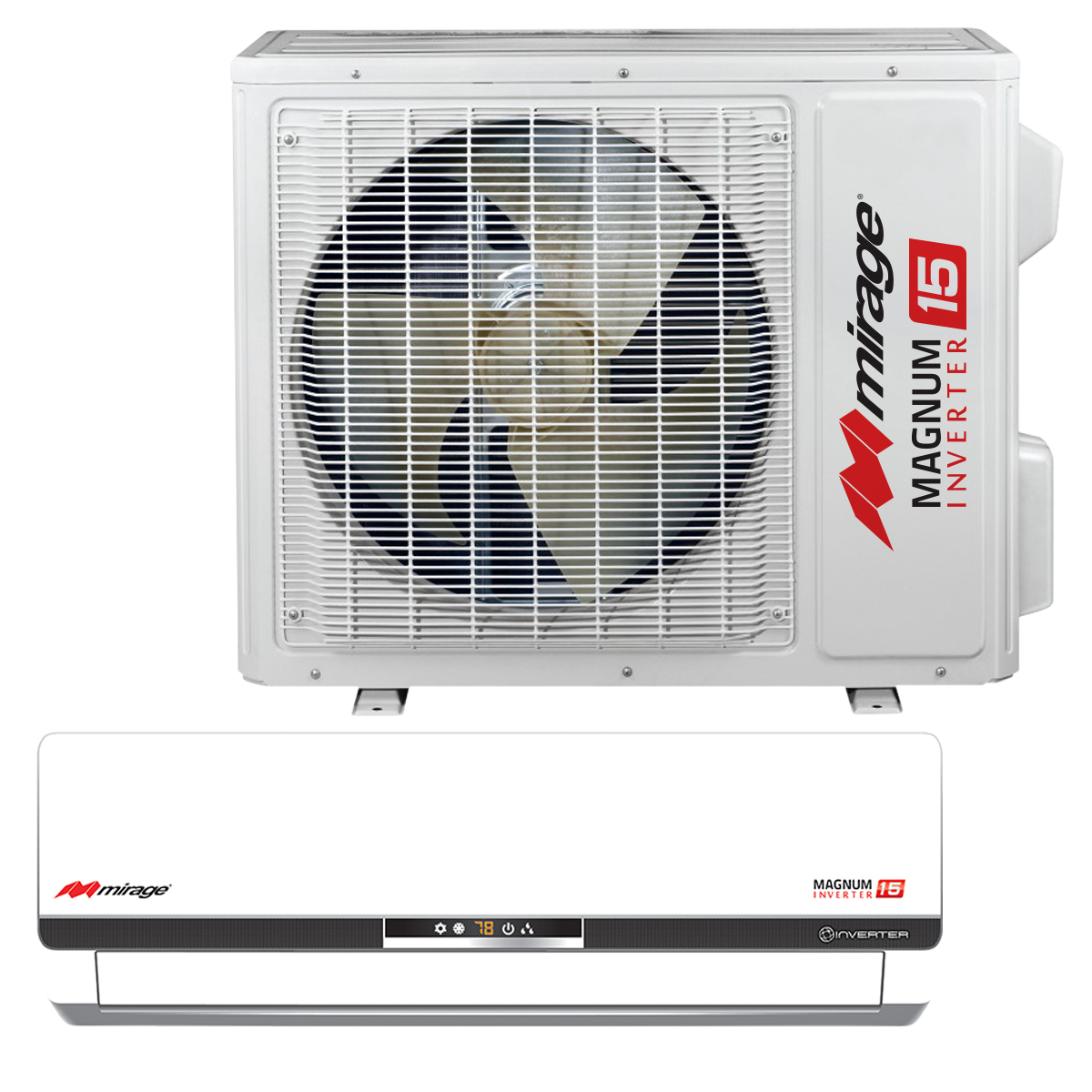 Mirage Air Conditioner 16 SEER 24 000 BTU