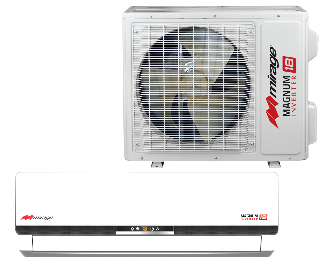 Mirage Air Conditioner 18 SEER 36 000 BTU