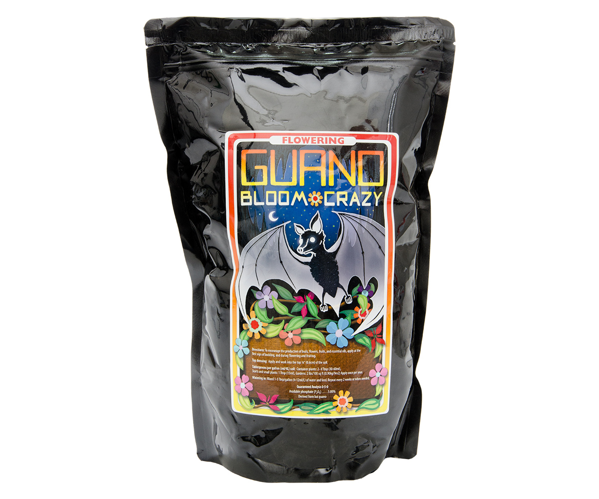 HydroFarm Guano Bloom Crazy 0-5-0 5 LBS