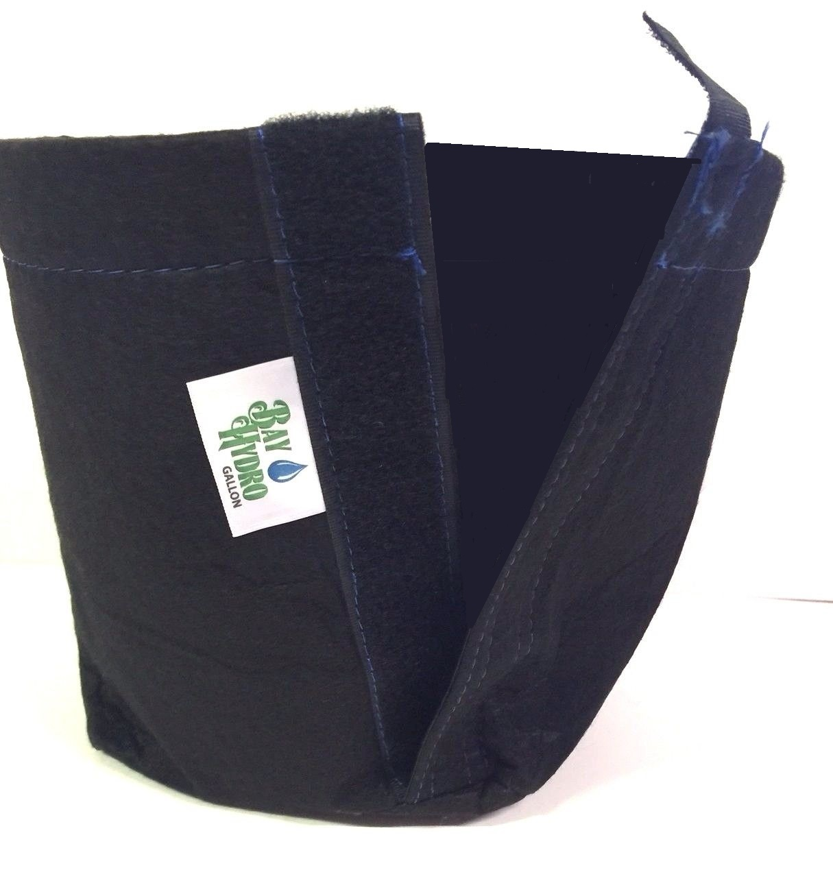 Bay Hydro 10 Gallon Velcro Trans-Planter Fabric Pots
