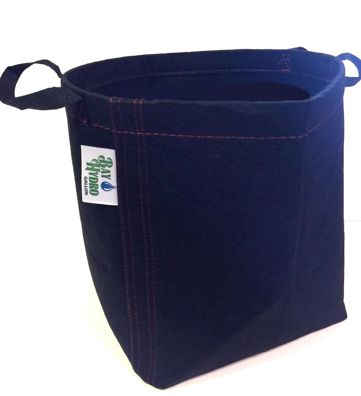 Bay Hydro 7 Gallon Fabric Pot W/ HANDLES