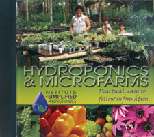 Hydroponics & Microfarms by the Institute of Simplified Hydroponics (CD-ROM)