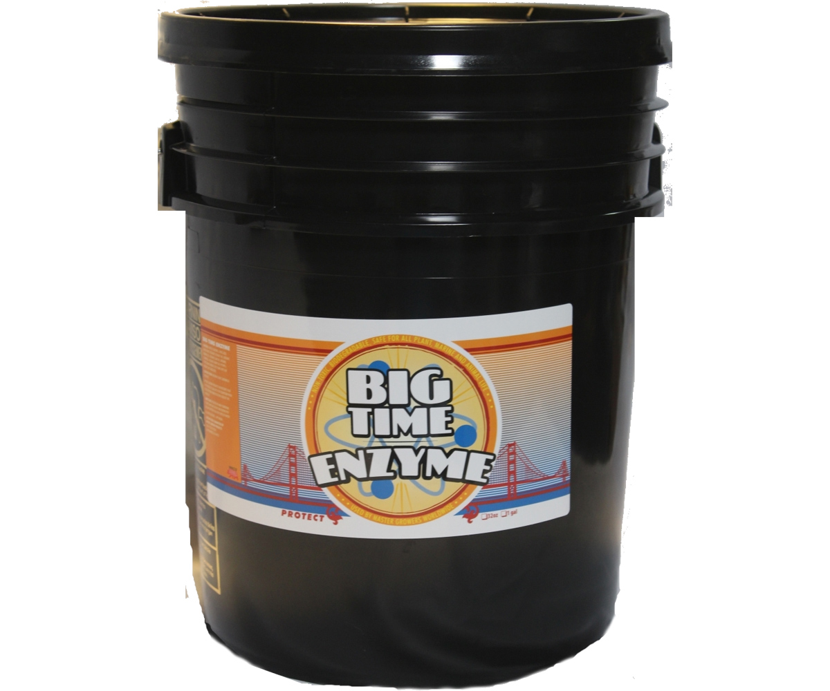 Big Time Enzyme 5 Gallon