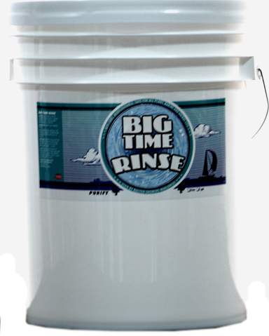 Big Time Rinse 5 Gallon
