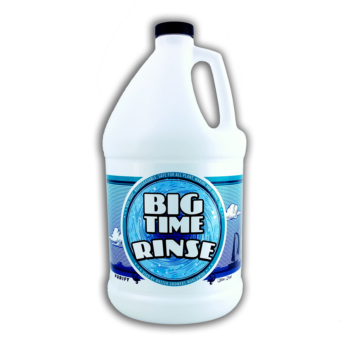 Big Time Rinse 1 Gallon