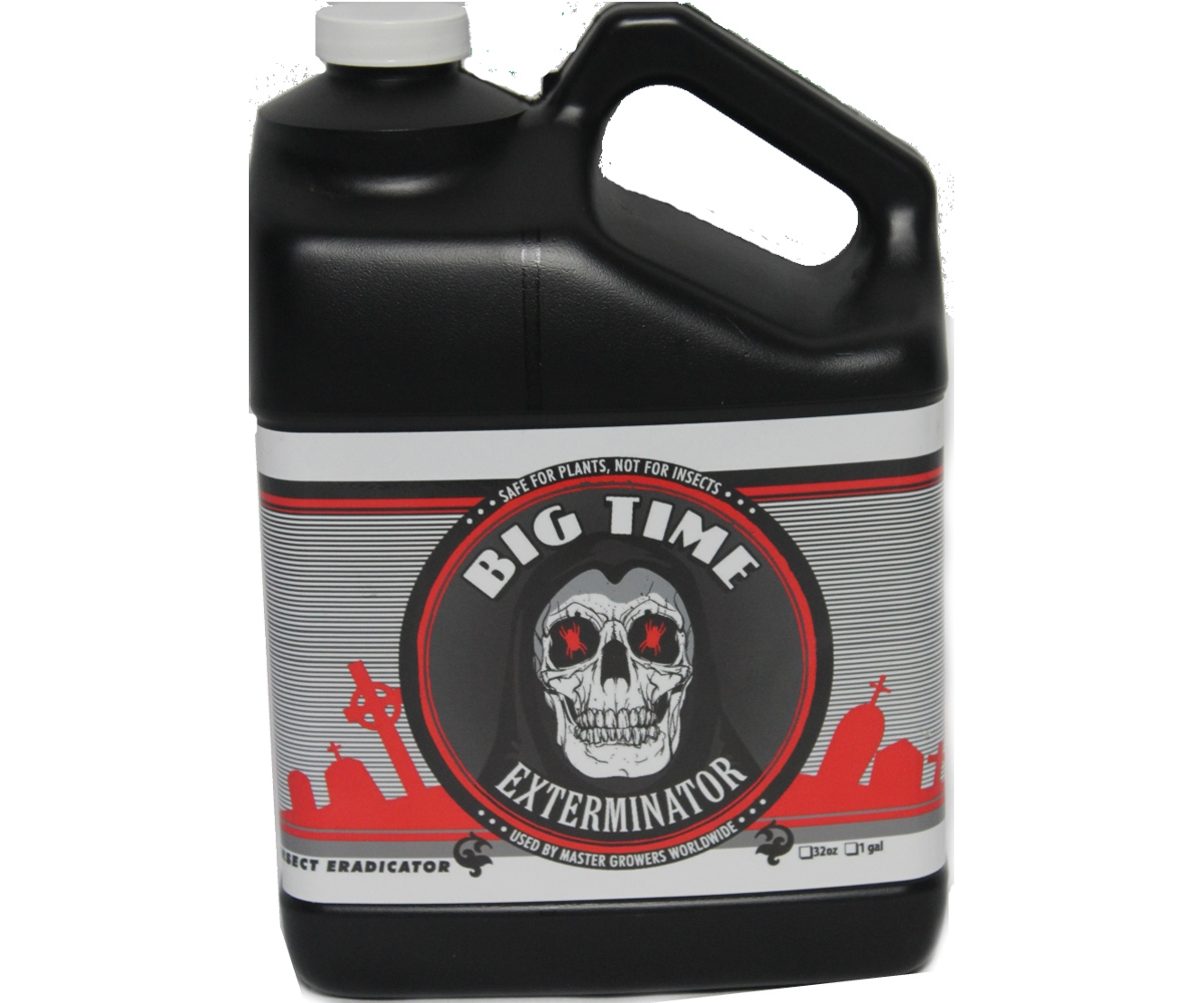 Big Time Exterminator - 1 Gallon