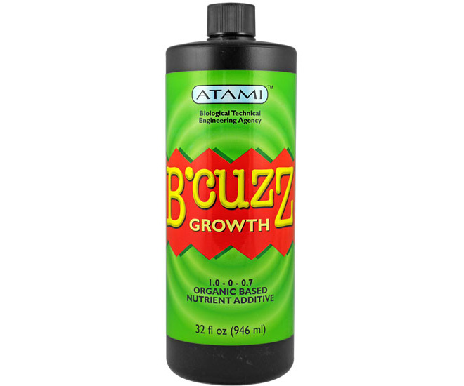 B'Cuzz Growth Stimulator 1 Quart