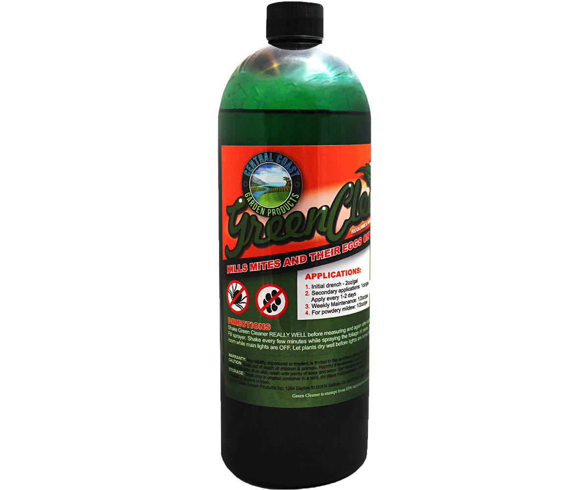 Central Coast Green Cleaner 32oz