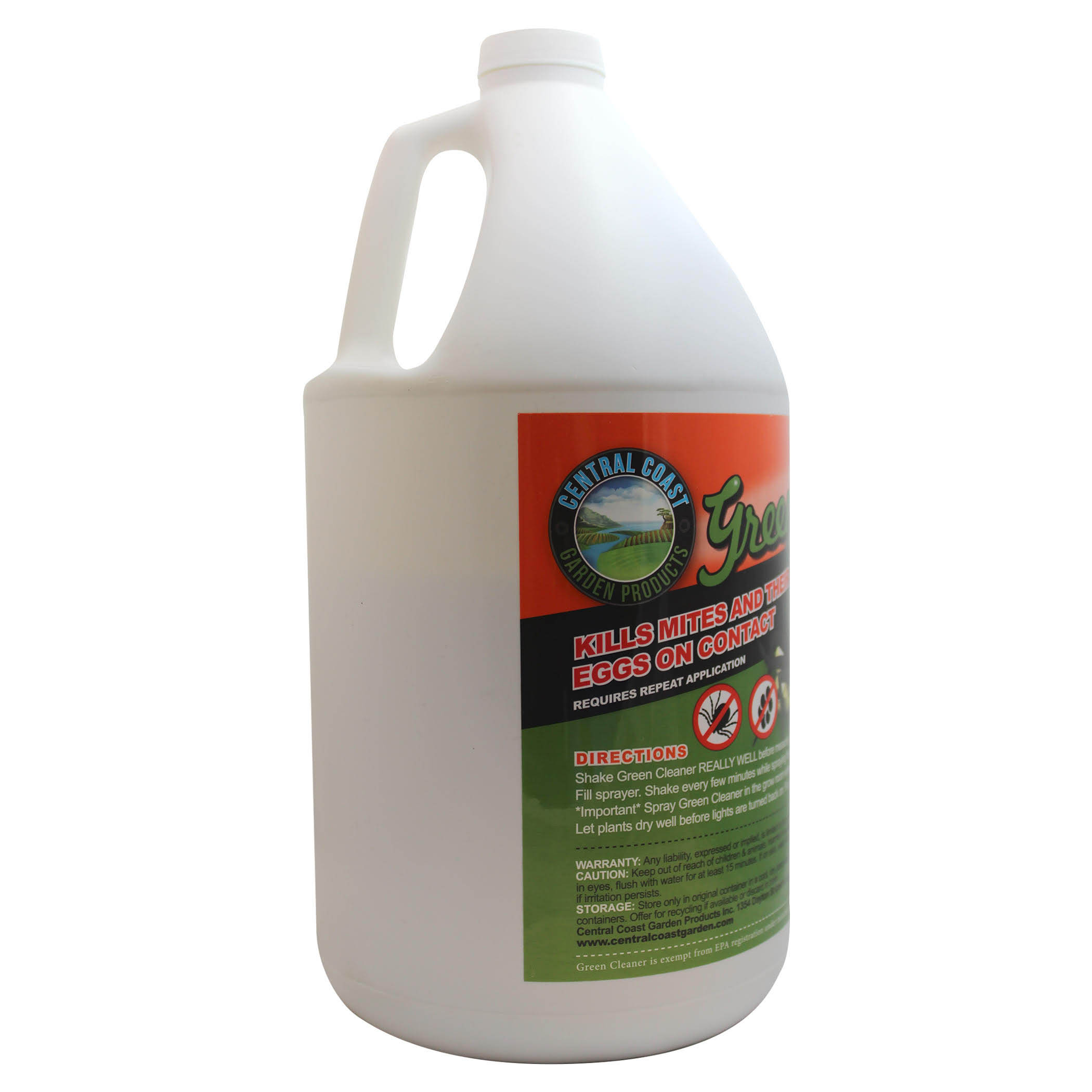 Central Coast Green Cleaner 1 Gallon