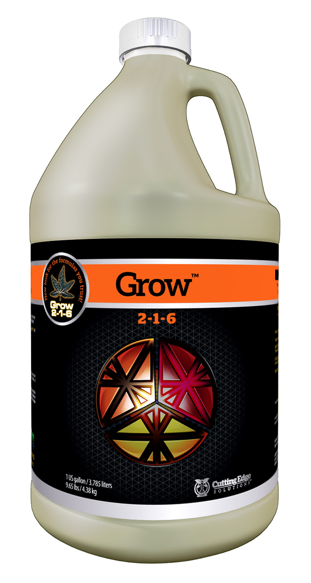 Cutting Edge Solutions Grow 1 Gallon