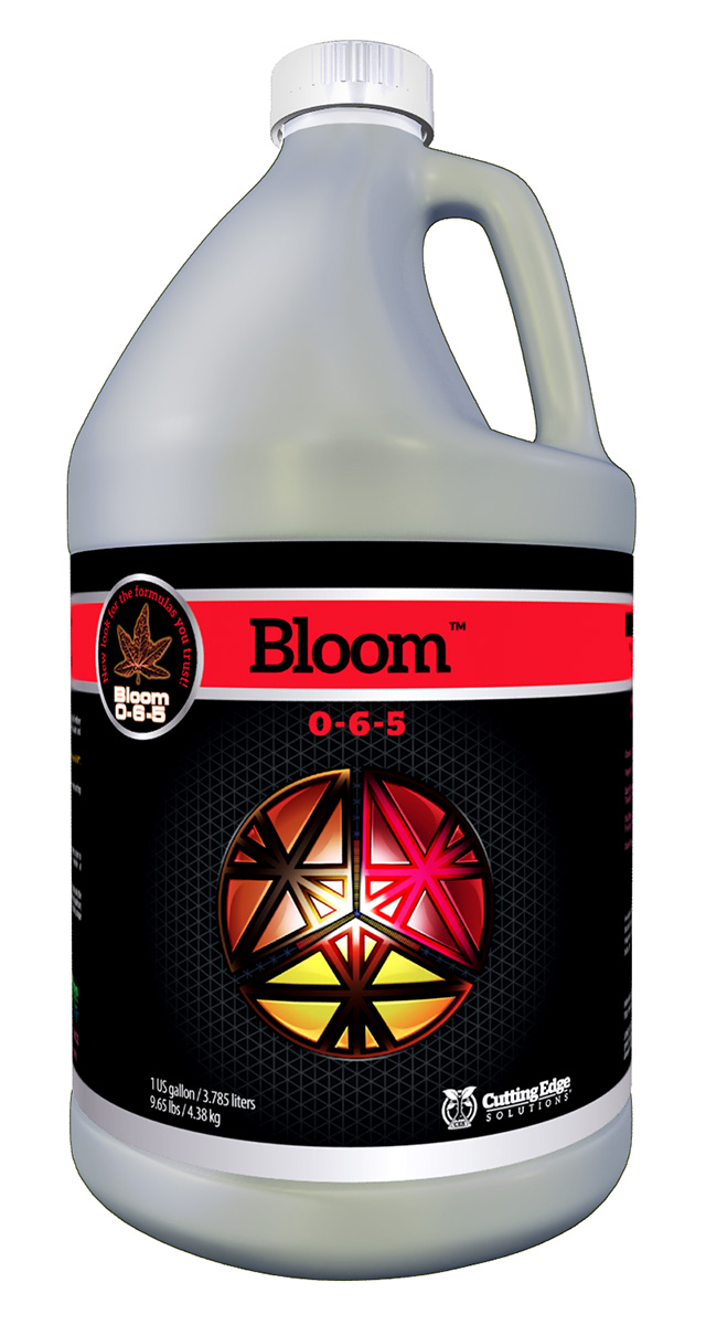 Cutting Edge Solutions Bloom 1 Gallon