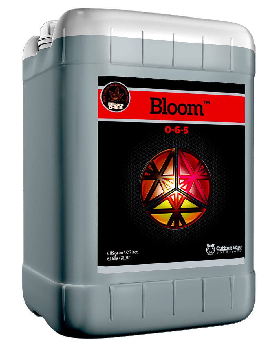 Cutting Edge Solutions Bloom 6 Gallon