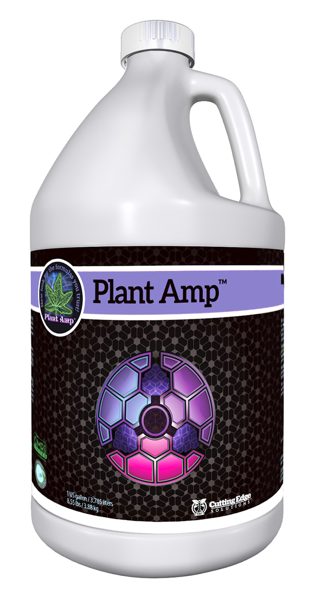 Cutting Edge Solutions Plant Amp 1 Gallon