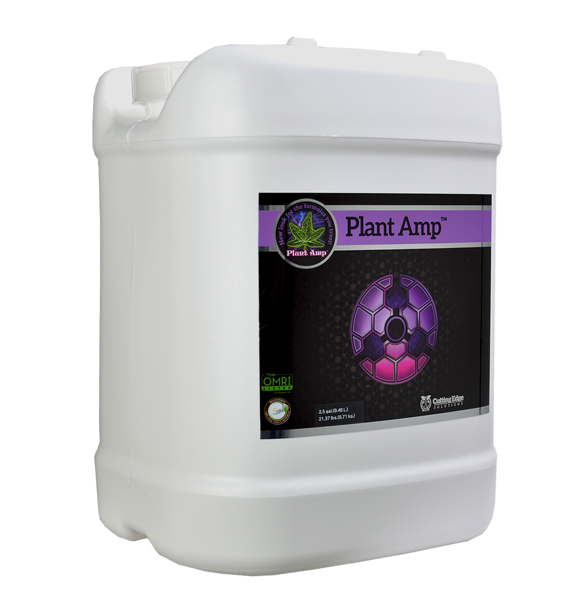Cutting Edge Solutions Plant Amp 2.5 Gallon