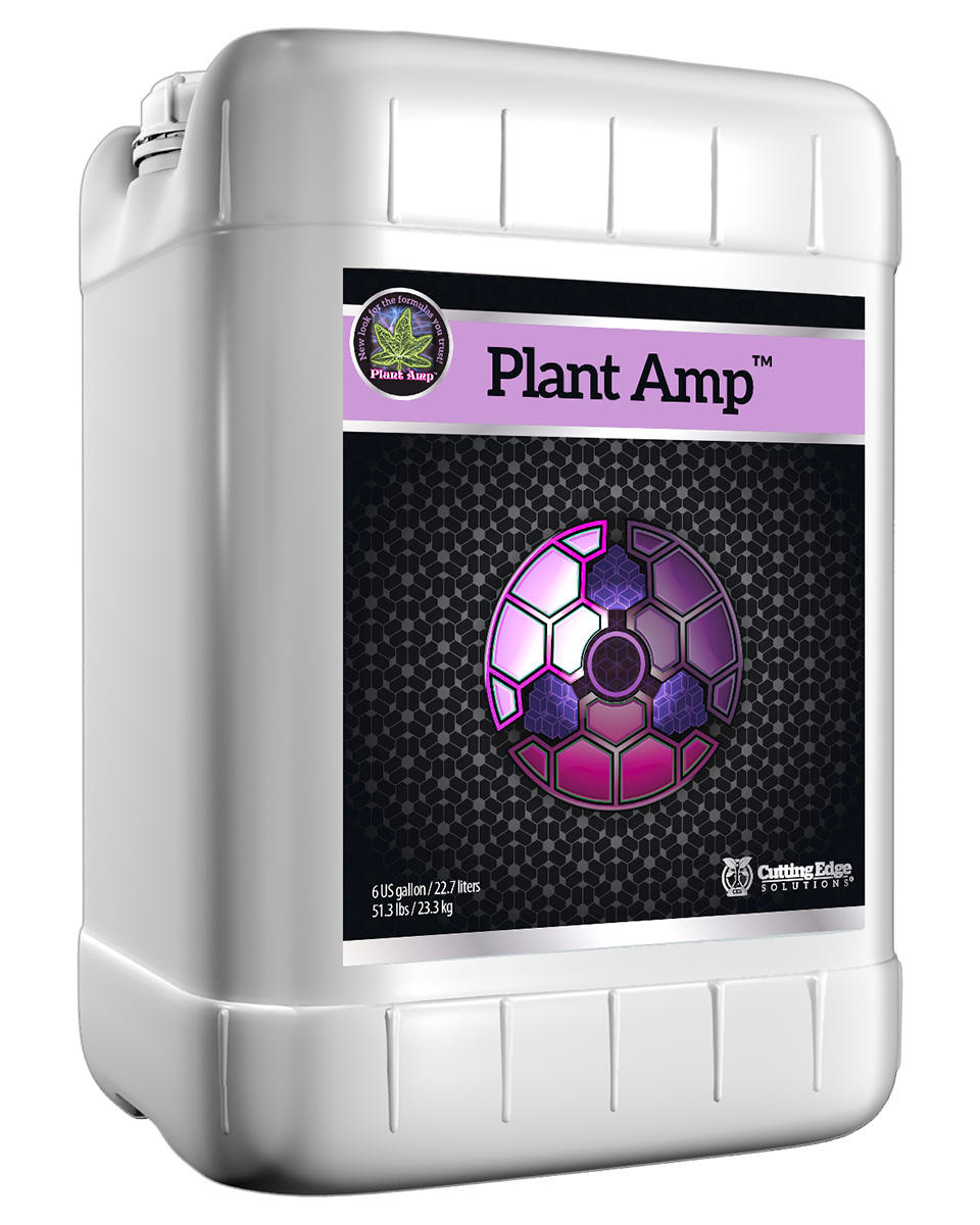 Cutting Edge Solutions Plant Amp 6 Gallon