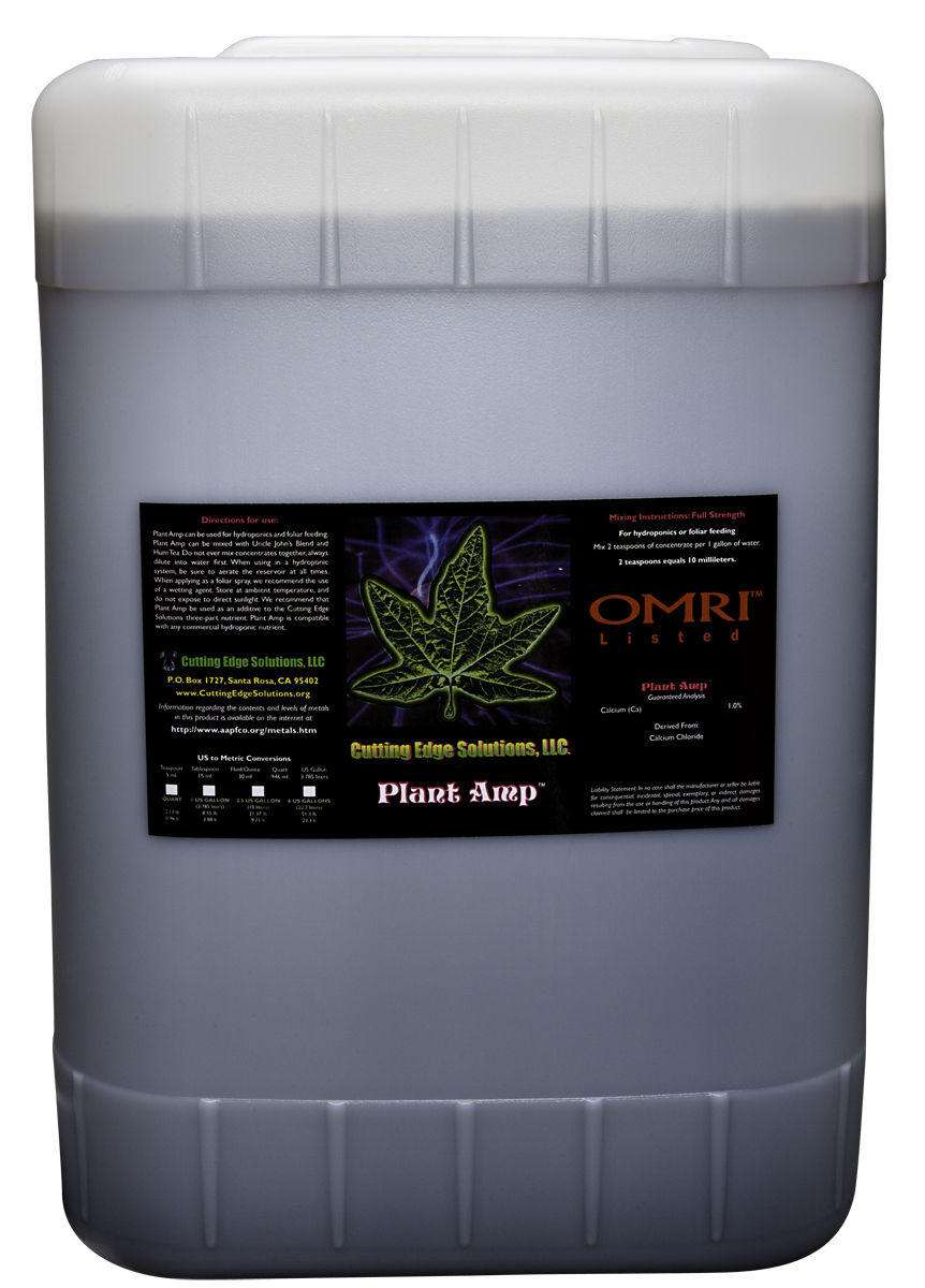 Cutting Edge Solutions Plant Amp 20 Gallon