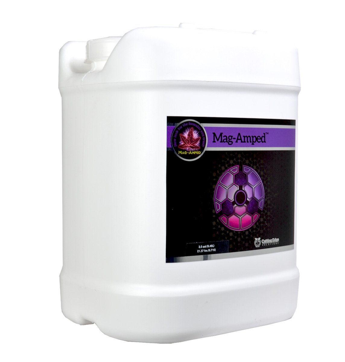 Cutting Edge Solutions Mag-Amped 2.5 Gallon