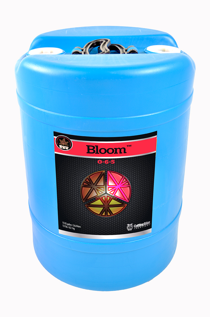 Cutting Edge Solutions Bloom 15 Gallon