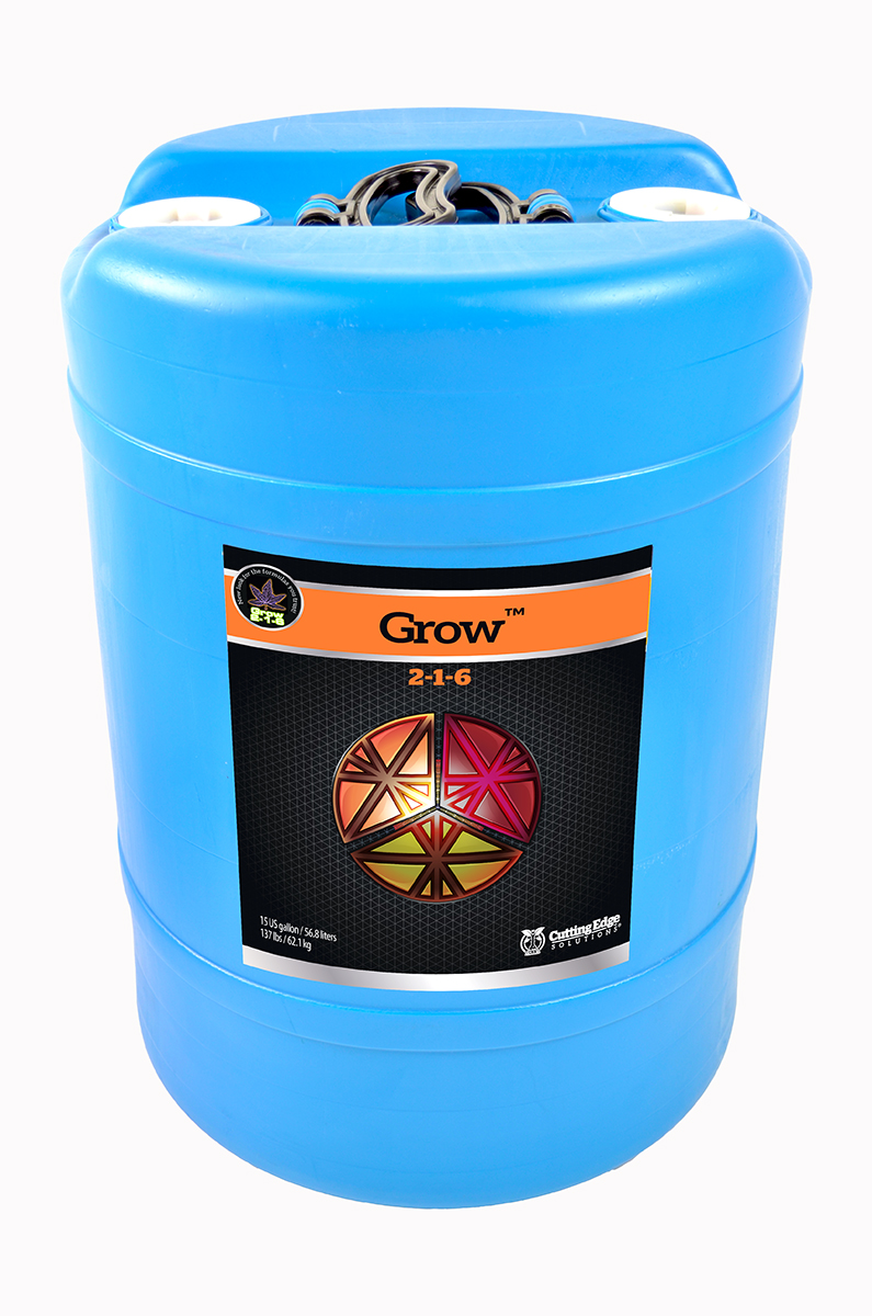 Cutting Edge Solutions Grow 15 Gallon