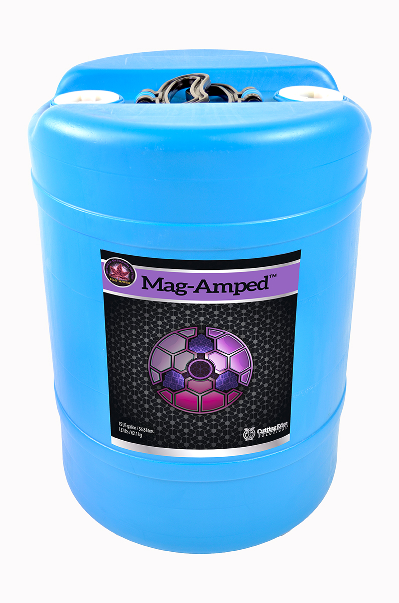 Cutting Edge Solutions Mag-Amped 15 Gallon