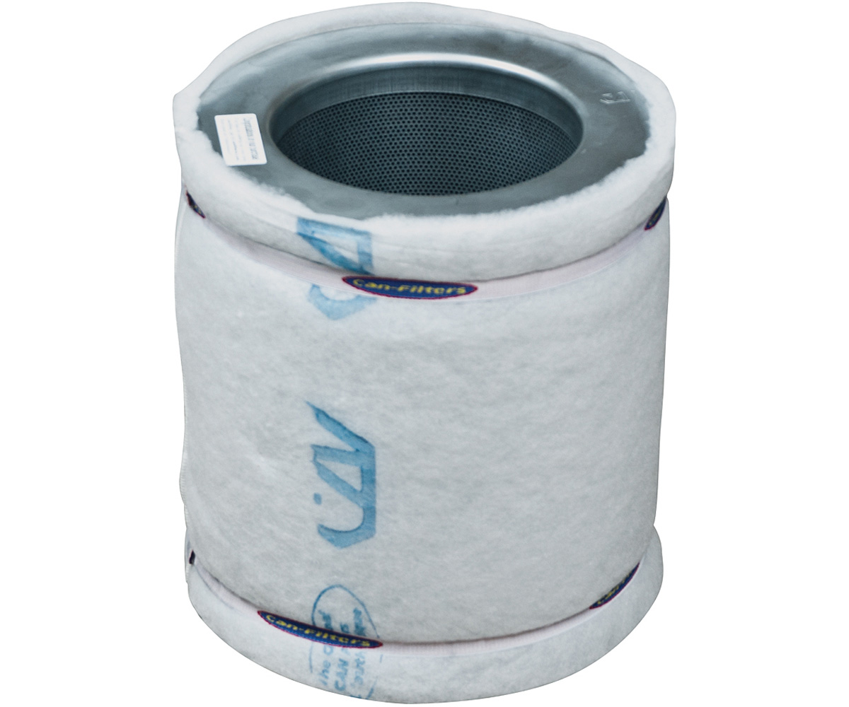 Can 33 Activated Carbon Air Filter - No Flange