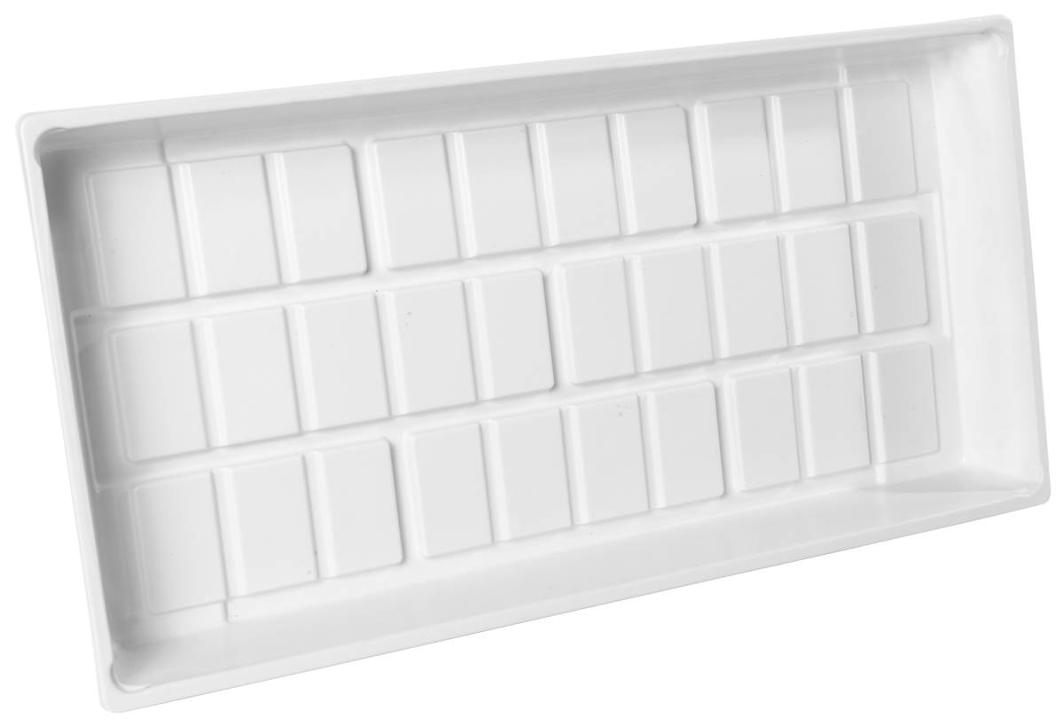 HydroFarm Cut Kit Tray - White - 11 x 21 EACH