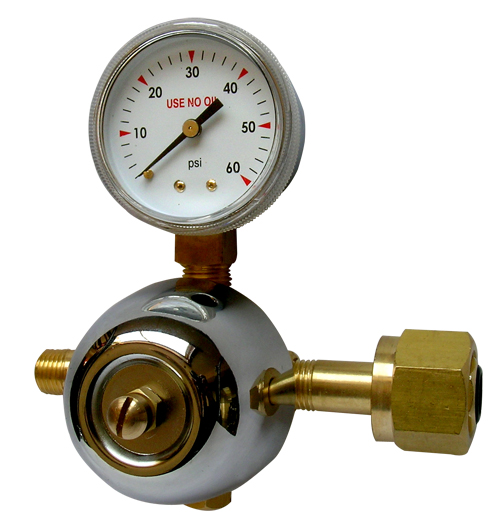 Active Air CO2 Replacement Regulator for Hydrofarm CO2 System