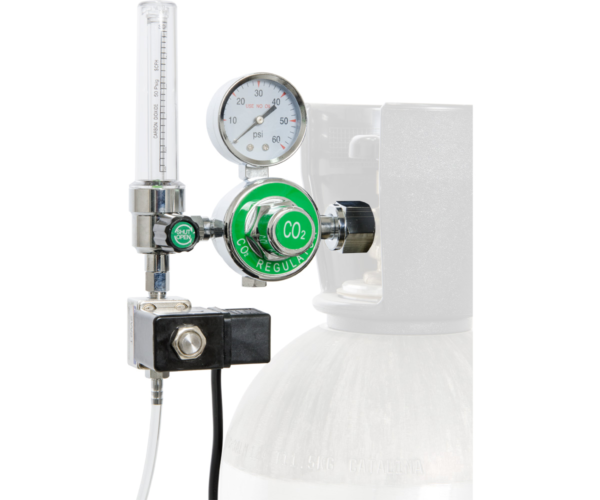 Active Air CO2 System W/ Timer 0.2-2 Cubic Feet Per Hour
