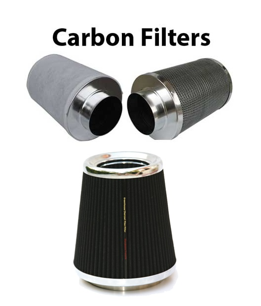 Charcoal - Carbon Filters / Scrubbers