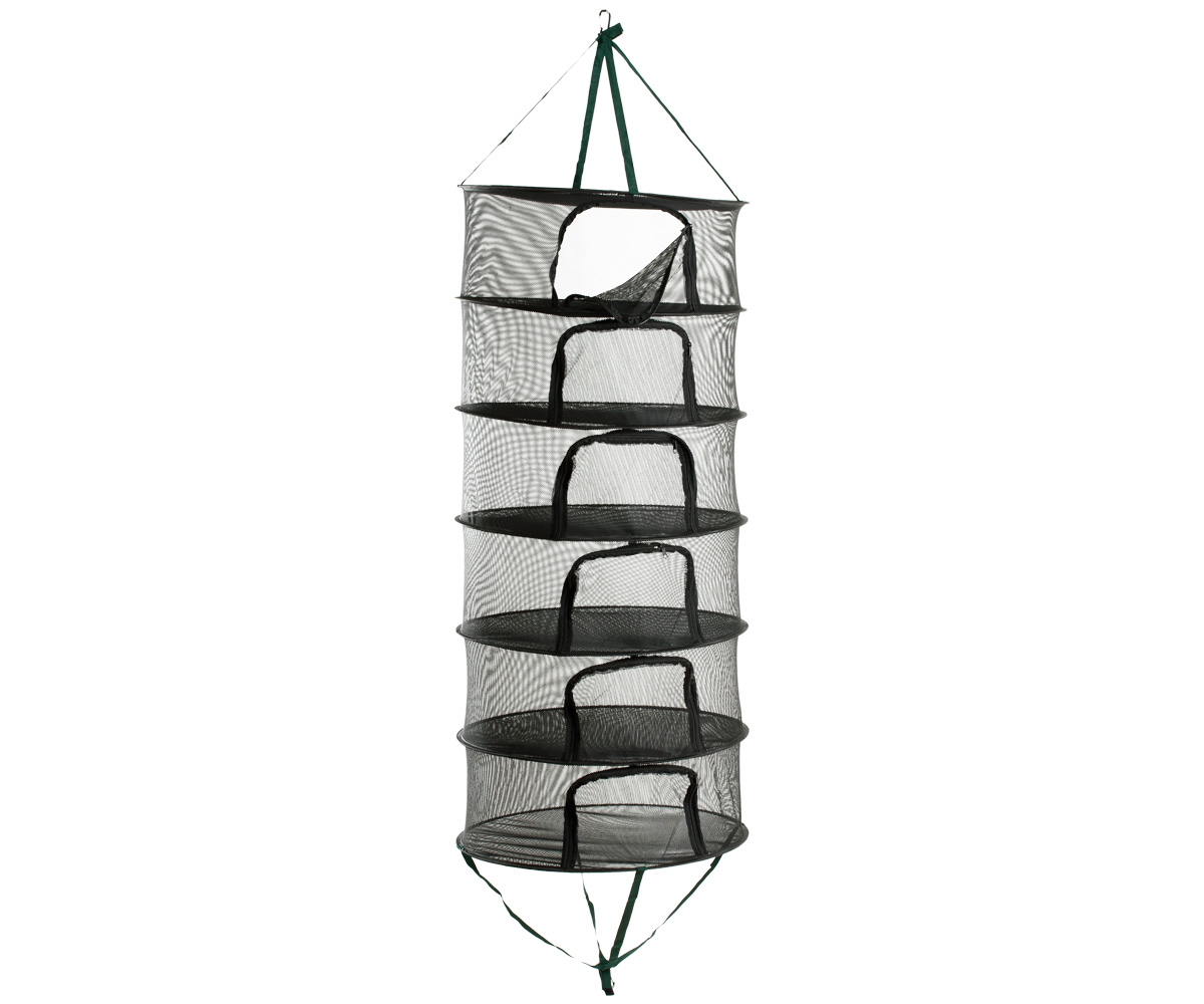 STACK!T Drying Rack W/ Zipper 2  Foot Flippable