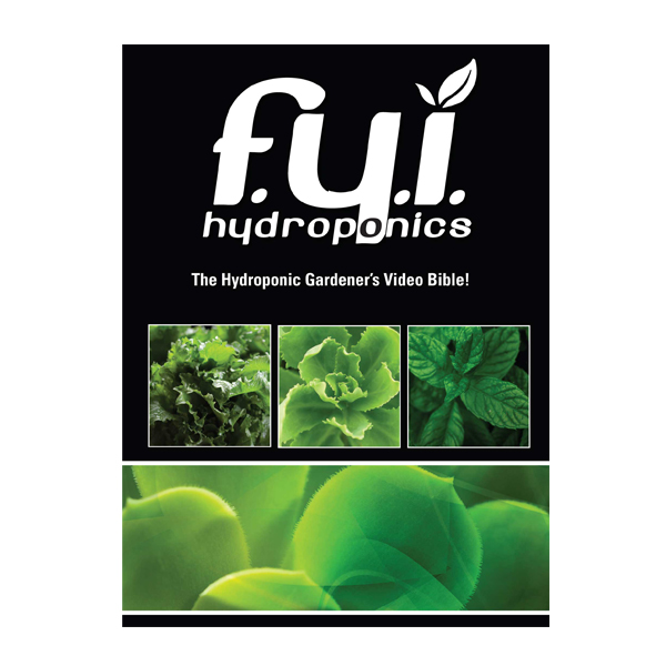 F.Y.I. Hydroponics by Ron Kleinman (VIDEO)