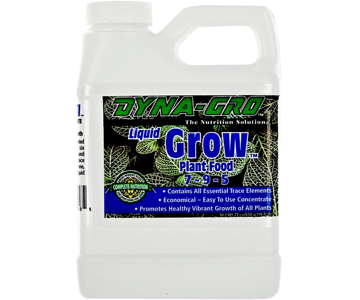 Dyna-Gro Grow 1 Gallon