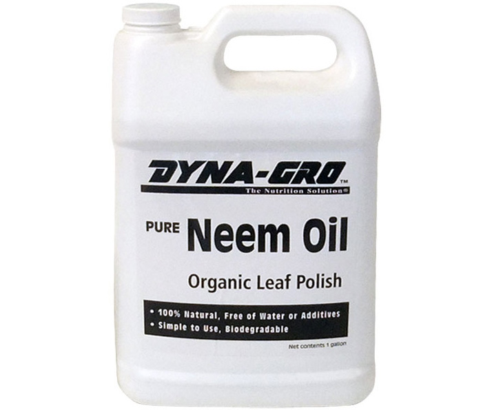 Dyna-Gro Pure Neem Oil 5 Gallon