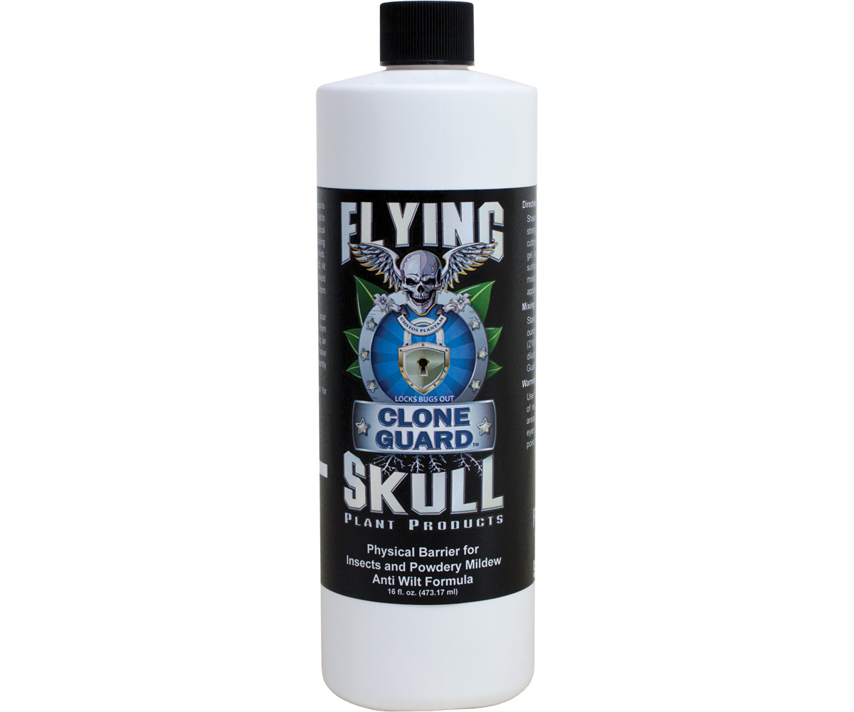 Flying Skull Clone Guard 16oz