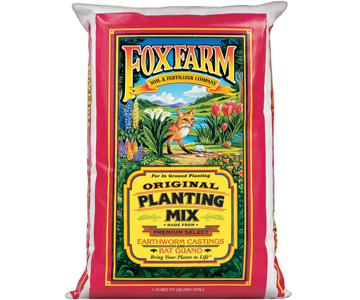 FoxFarm Original Planting Mix - 1 Cubic Foot