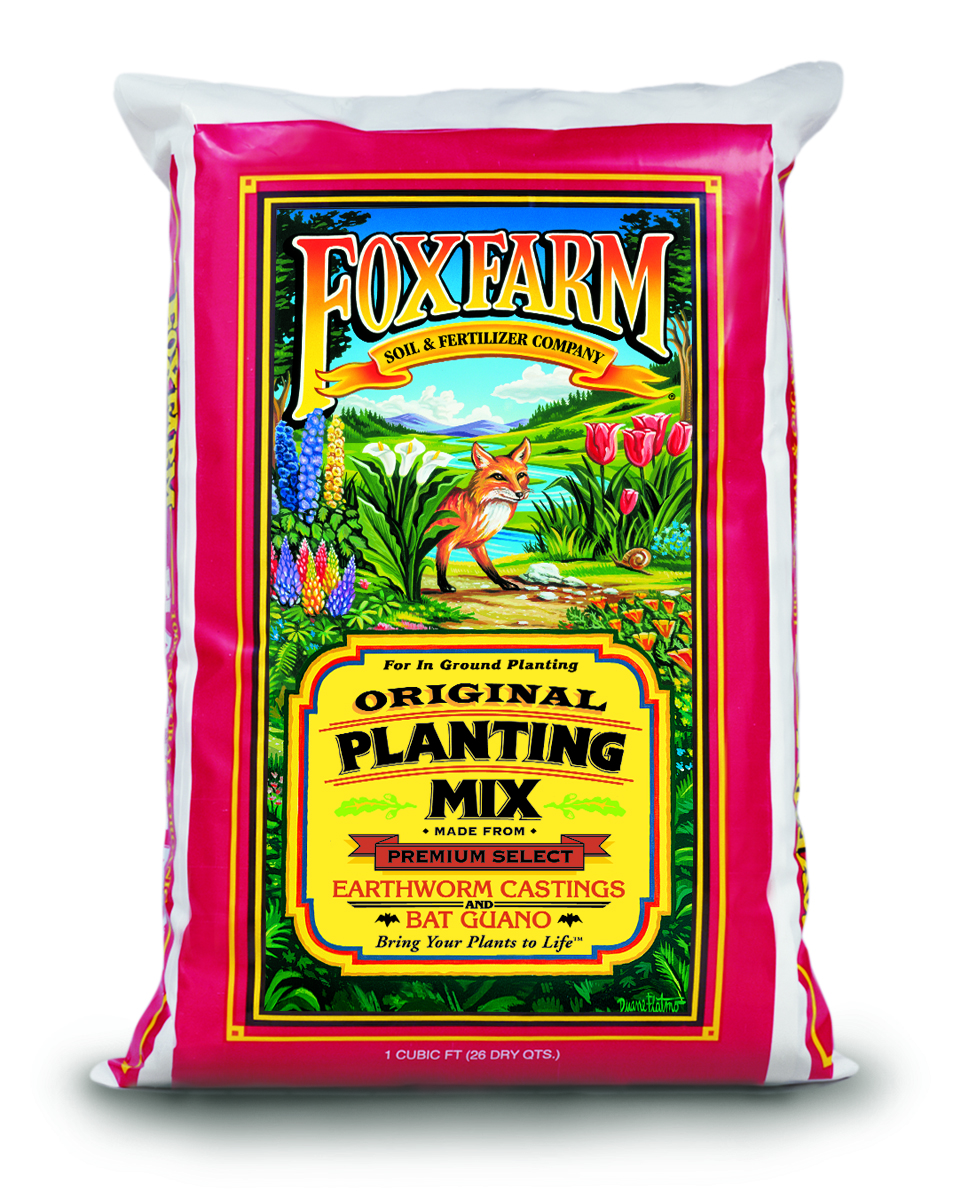 FoxFarm Original Planting Mix - 1 Cubic Foot (FL/MO/IN ONLY)