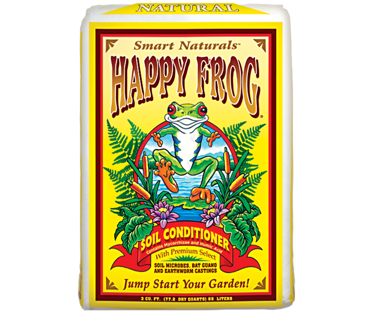 FoxFarm Happy Frog Soil Conditioner - 3 Cubic Foot (FL - MO - IN ONLY)
