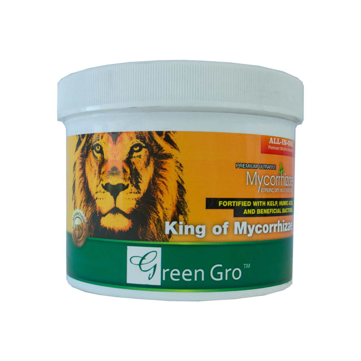 Green Gro Ultrafine Mycorrhizae All-in-One 1 LB