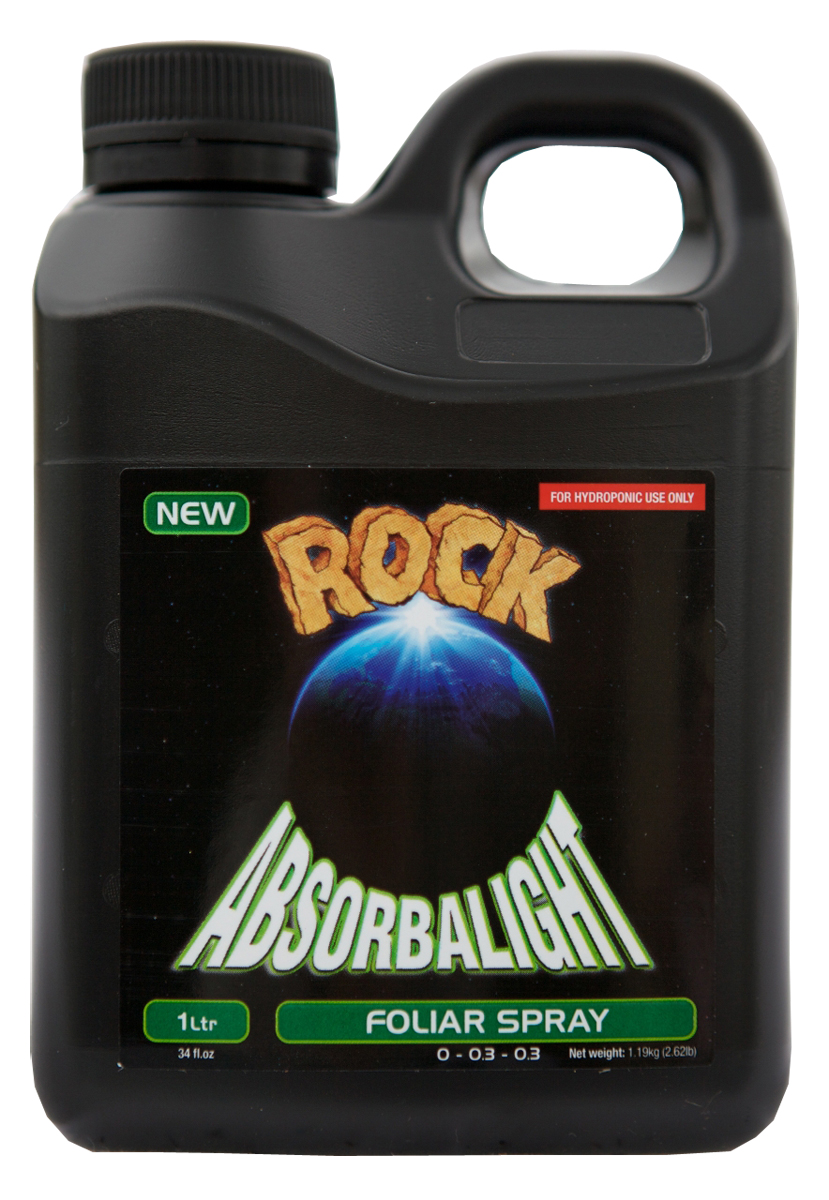Rock Nutrients Absorbalight Foliar Spray 1 L