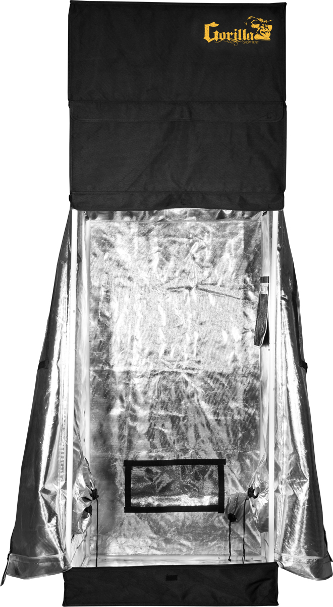 Gorilla Grow Tent - 2 X 2.5 Foot