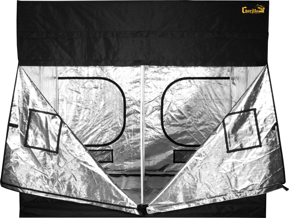 Gorilla Grow Tent - 9 X 9 Foot (2 boxes)