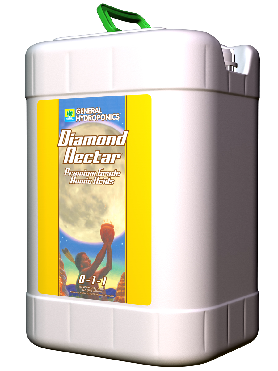 General Hydroponics Diamond Nectar 6 GALLON